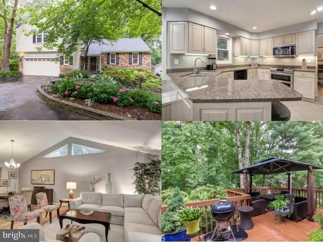 12208 Rowan Tree Drive, FAIRFAX, VA 22030 (#VAFX2002794) :: Sunrise Home Sales Team of Mackintosh Inc Realtors