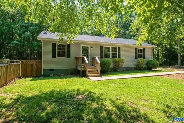 5904 Byrd Mill Road, LOUISA, VA 23093 (#619079) :: Berkshire Hathaway HomeServices McNelis Group Properties