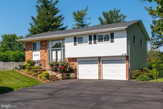 4214 High Ridge Road, HAYMARKET, VA 20169 (#VAPW2001118) :: Debbie Dogrul Associates - Long and Foster Real Estate