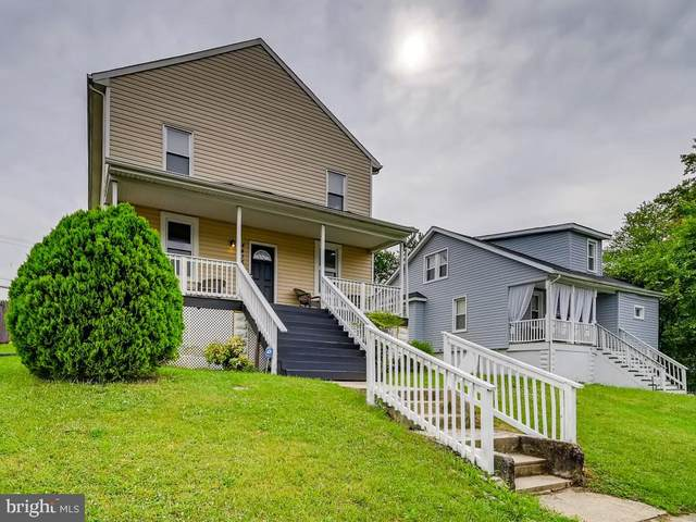 4415 Valley View Avenue, BALTIMORE, MD 21206 (#MDBA2001534) :: The Mike Coleman Team