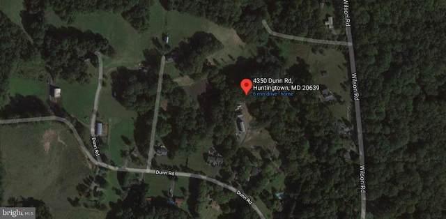4350 Dunn Road, HUNTINGTOWN, MD 20639 (#MDCA2000248) :: The Yellow Door Team