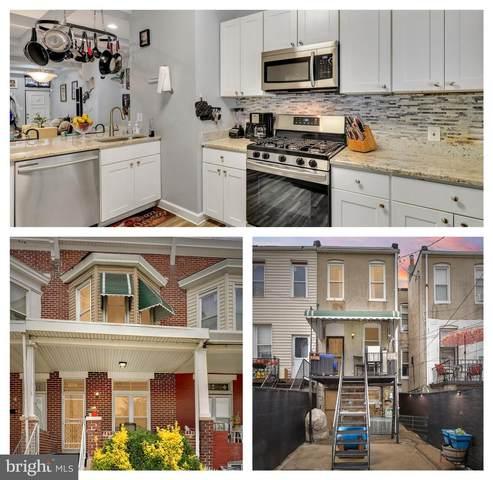1107 N Bentalou Street, BALTIMORE, MD 21216 (#MDBA2001544) :: Shamrock Realty Group, Inc