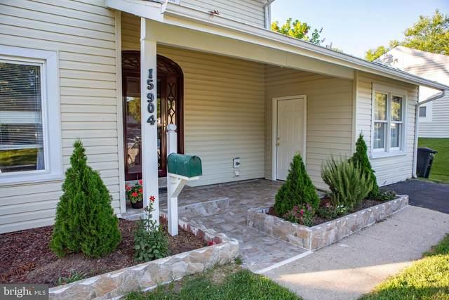 15904 Peach Walker Drive, BOWIE, MD 20716 (#MDPG2001336) :: Key Home Team