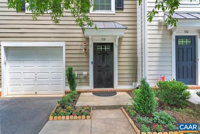 318 Patriot Way, CHARLOTTESVILLE, VA 22903 (#619104) :: City Smart Living