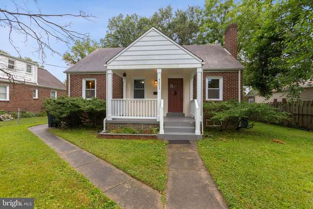 5603 35TH Avenue, HYATTSVILLE, MD 20782 (#MDPG2001346) :: ExecuHome Realty