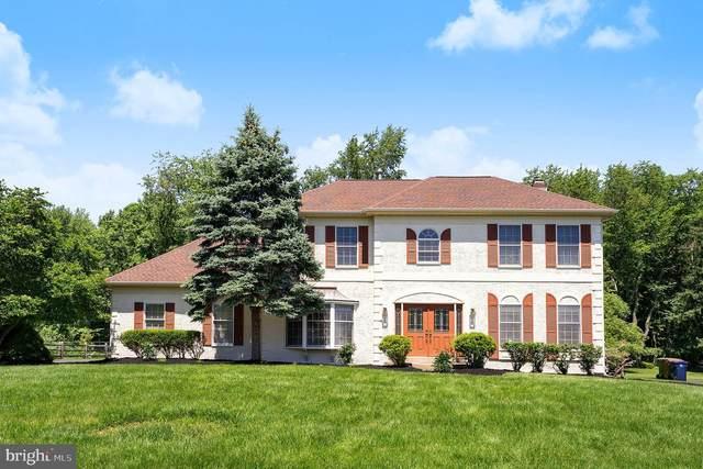 741 Castlewood Drive, DRESHER, PA 19025 (#PAMC2001546) :: Linda Dale Real Estate Experts