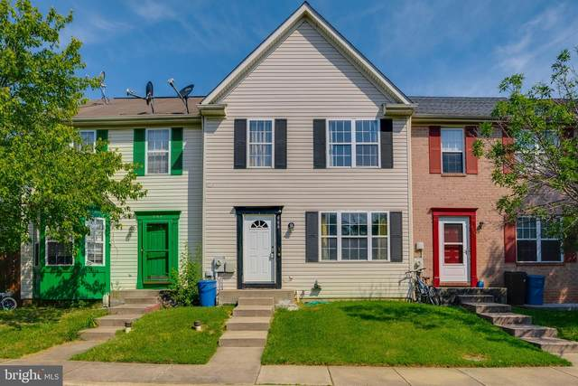 666 Villager Circle, BALTIMORE, MD 21222 (#MDBC2001306) :: Corner House Realty