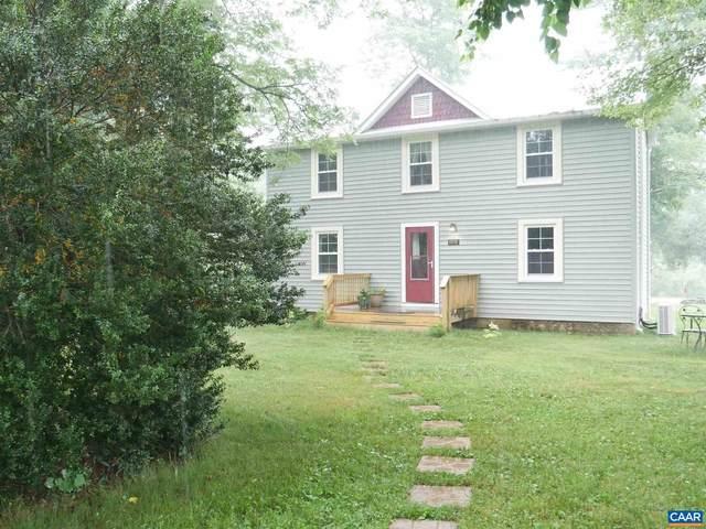 21070 Gum Tree Road, ORANGE, VA 22960 (#619110) :: Nesbitt Realty