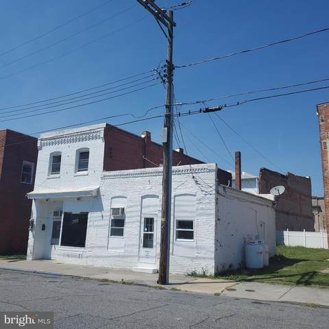 111, 113 Willow Street, POCOMOKE CITY, MD 21851 (#MDWO2000230) :: Talbot Greenya Group