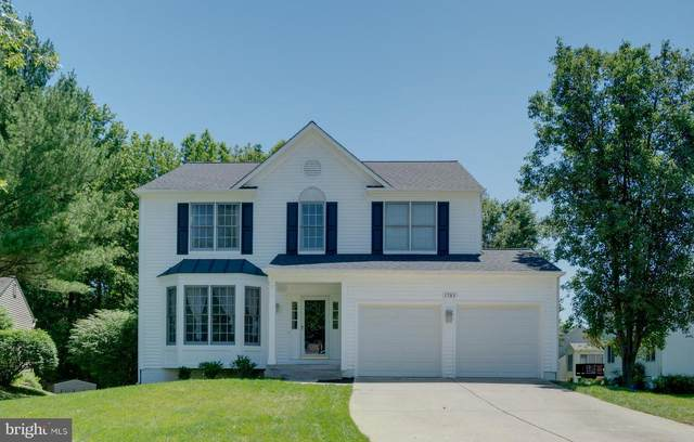1703 Pepperidge Court, BOWIE, MD 20721 (#MDPG2001358) :: The Sky Group