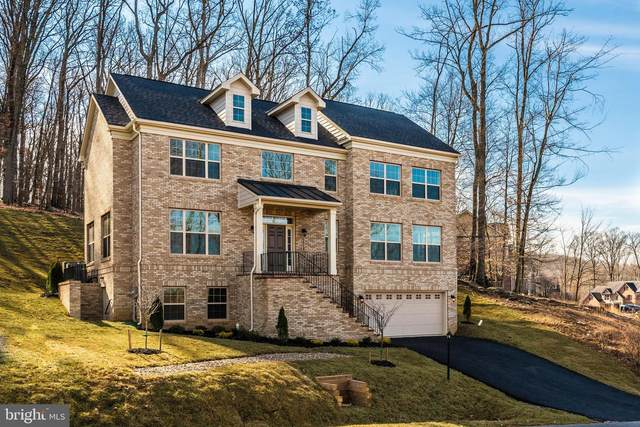 6702 Accipiter Drive, NEW MARKET, MD 21774 (#MDFR2000722) :: The Riffle Group of Keller Williams Select Realtors