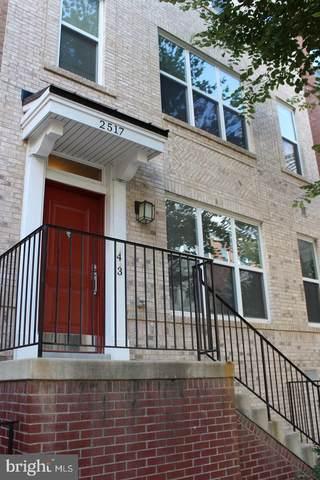 2517 Sayles Place SE #3, WASHINGTON, DC 20020 (#DCDC2001818) :: Talbot Greenya Group