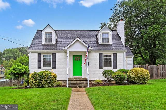 6706 Jefferson Avenue, FALLS CHURCH, VA 22042 (#VAFX2002934) :: Arlington Realty, Inc.
