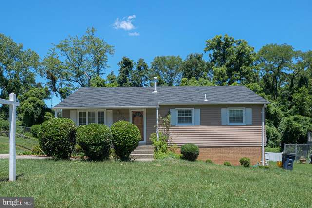 417 Quarry Avenue, CAPITOL HEIGHTS, MD 20743 (#MDPG2001368) :: Talbot Greenya Group