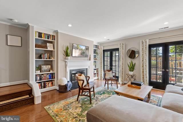1636 Beekman Place NW D, WASHINGTON, DC 20009 (#DCDC2001830) :: Sunrise Home Sales Team of Mackintosh Inc Realtors