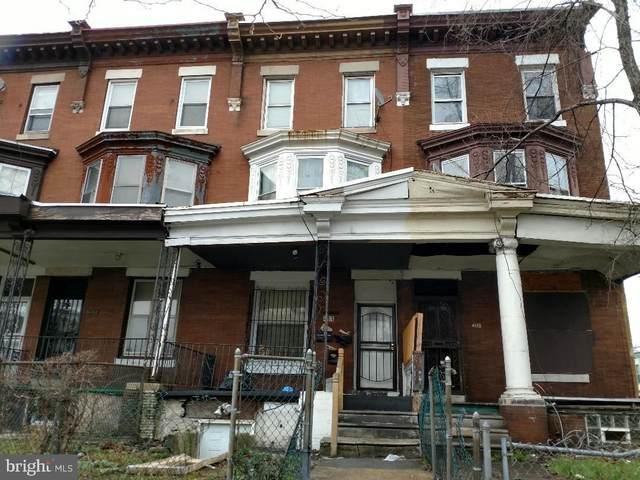 4115 N Broad Street, PHILADELPHIA, PA 19140 (#PAPH2003952) :: VSells & Associates of Compass