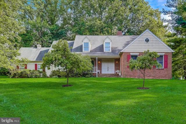 1113 Somerset Place, LUTHERVILLE TIMONIUM, MD 21093 (#MDBC2001348) :: Betsher and Associates Realtors