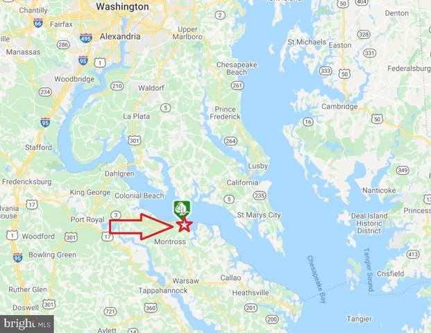 Lot 152&151 Artisan Dr, MONTROSS, VA 22520 (#VAWE2000086) :: Shamrock Realty Group, Inc
