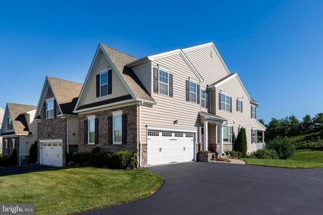 2043 Pleasant Valley Drive, LANSDALE, PA 19446 (#PAMC2001622) :: Linda Dale Real Estate Experts