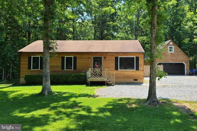 2268 Old Apple Grove Road, MINERAL, VA 23117 (#VALA2000074) :: Berkshire Hathaway HomeServices McNelis Group Properties
