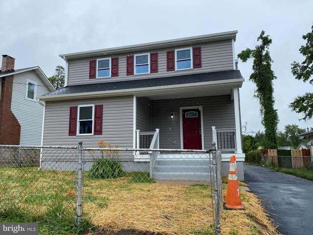 3903 N Rogers Avenue, BALTIMORE, MD 21207 (#MDBA2001620) :: The Mike Coleman Team