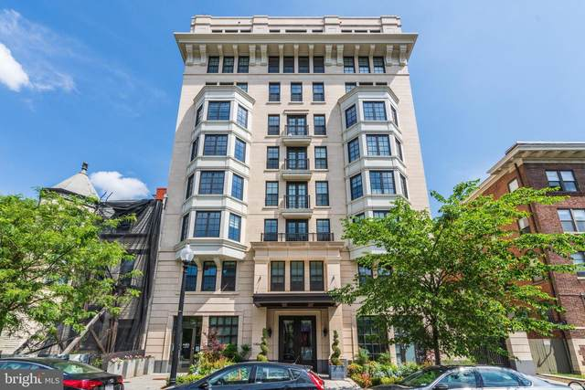 1011 M Street NW #209, WASHINGTON, DC 20001 (#DCDC2001862) :: Sunrise Home Sales Team of Mackintosh Inc Realtors
