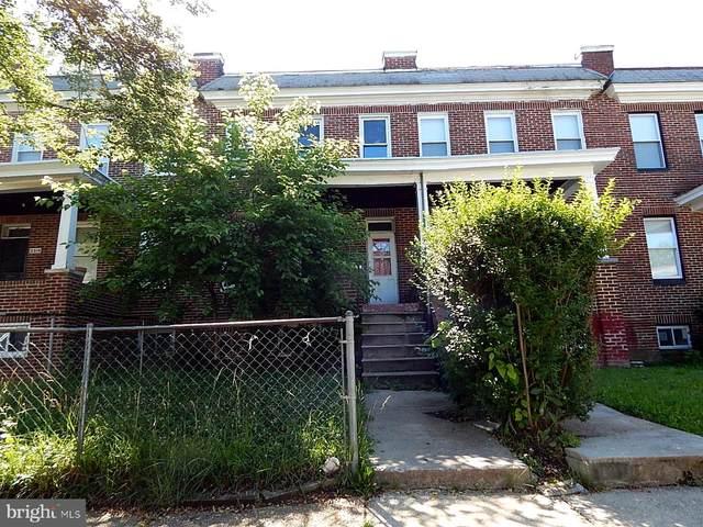 3313 Saint Ambrose Avenue, BALTIMORE, MD 21215 (#MDBA2001636) :: McClain-Williamson Realty, LLC.