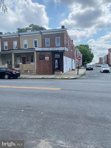2701 Barclay Street, BALTIMORE, MD 21218 (#MDBA2001642) :: The MD Home Team