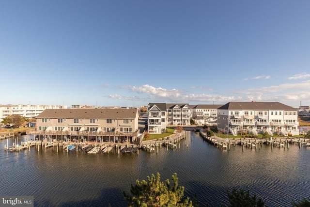 4 Hidden Cove Way 4F, OCEAN CITY, MD 21842 (#MDWO2000244) :: CoastLine Realty