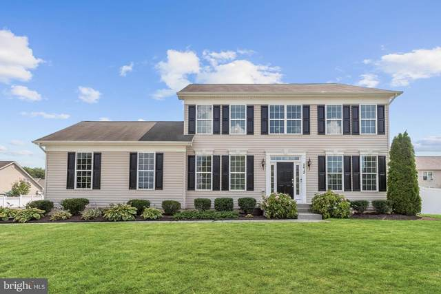 7412 Campbell Drive, SEVERN, MD 21144 (#MDAA2001314) :: Better Homes Realty Signature Properties
