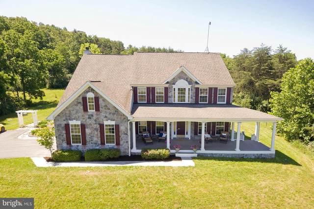 2751 Hunting Ridge Road, WINCHESTER, VA 22603 (#VAFV2000208) :: City Smart Living