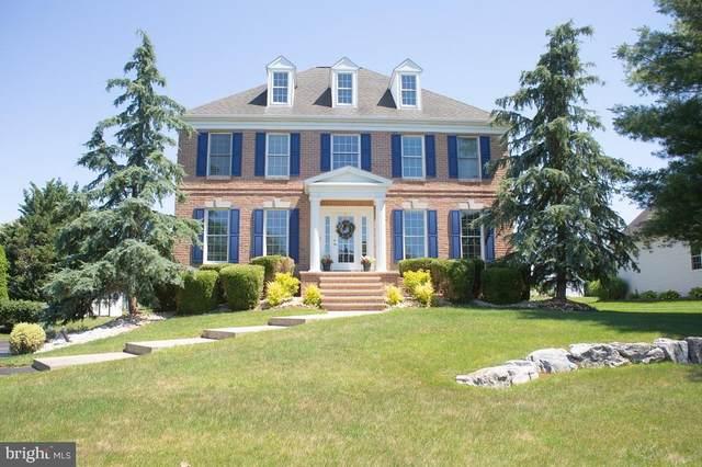 2265 Grove Meadow Lane, GREENCASTLE, PA 17225 (#PAFL2000294) :: The Joy Daniels Real Estate Group