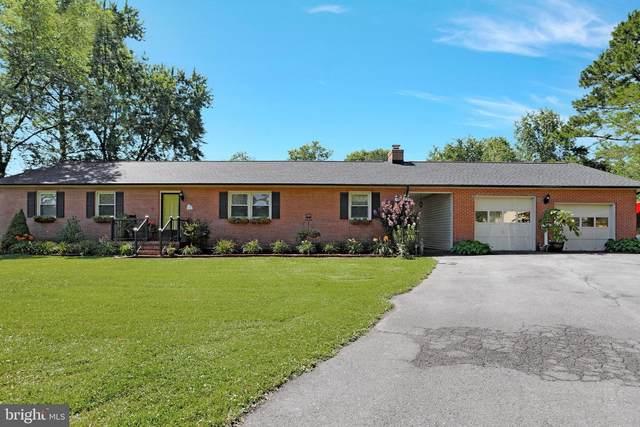 105 Chesterfield Circle, STEPHENS CITY, VA 22655 (#VAFV2000210) :: Corner House Realty