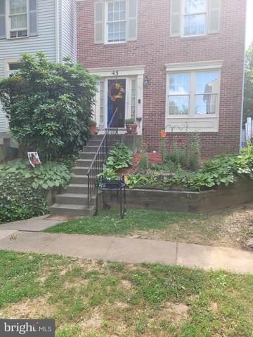 45 Drumcastle Court, GERMANTOWN, MD 20876 (#MDMC2002358) :: Charis Realty Group