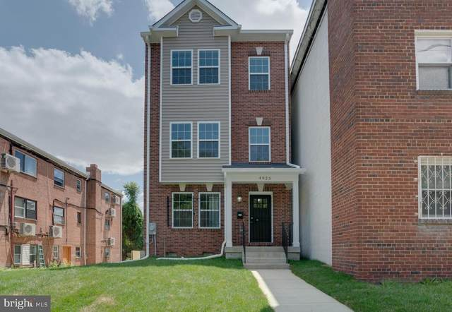 4923 A Street SE, WASHINGTON, DC 20019 (#DCDC2001910) :: Tom & Cindy and Associates