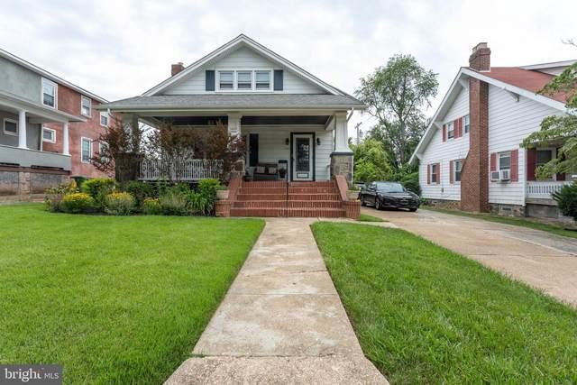 3605 Edgewood Road, BALTIMORE, MD 21215 (#MDBA2001702) :: Berkshire Hathaway HomeServices McNelis Group Properties