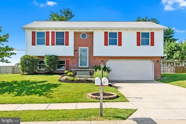 52 Shoshone Drive, HANOVER, PA 17331 (#PAAD2000190) :: The Joy Daniels Real Estate Group