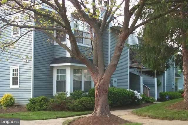 5377-A Bedford Terrace #77, ALEXANDRIA, VA 22309 (#VAFX2003168) :: AJ Team Realty