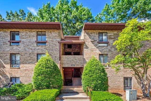2235 Castle Rock Square 21C, RESTON, VA 20191 (#VAFX2003184) :: City Smart Living