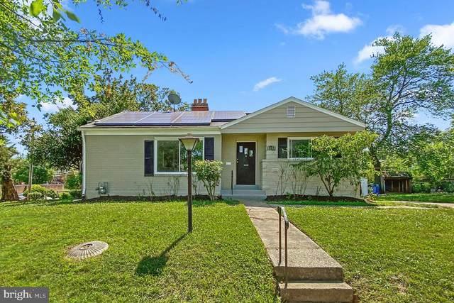 8100 Hammond Avenue, TAKOMA PARK, MD 20912 (#MDMC2002412) :: Corner House Realty