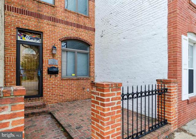 1302 S Highland Avenue, BALTIMORE, MD 21224 (#MDBA2001774) :: Berkshire Hathaway HomeServices McNelis Group Properties