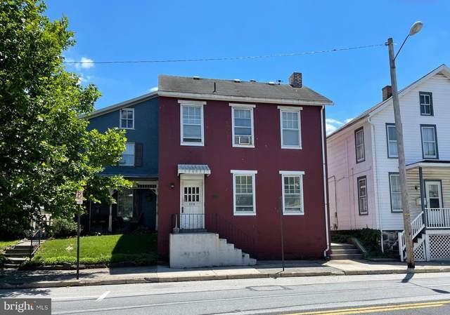 228 Chambersburg Street, GETTYSBURG, PA 17325 (#PAAD2000202) :: The Joy Daniels Real Estate Group