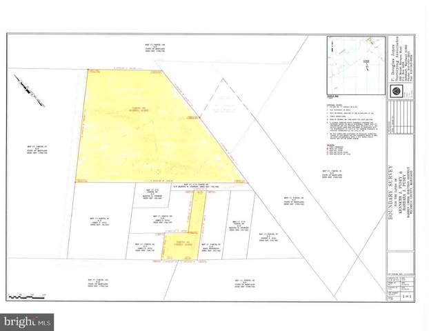 0 Athol Road, MARDELA SPRINGS, MD 21837 (#MDWC2000214) :: Arlington Realty, Inc.