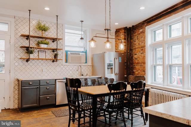 603 N 2ND Street, HARRISBURG, PA 17101 (#PADA2000530) :: Flinchbaugh & Associates