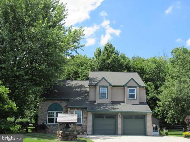 105 Stockton Court, CHALFONT, PA 18914 (#PABU2001218) :: Linda Dale Real Estate Experts