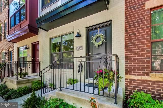 5734 45TH Avenue, HYATTSVILLE, MD 20781 (#MDPG2001498) :: Berkshire Hathaway HomeServices McNelis Group Properties