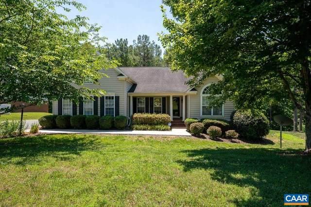 137 Whispering Woods Place, GORDONSVILLE, VA 22942 (#619172) :: Berkshire Hathaway HomeServices McNelis Group Properties
