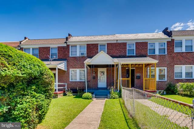 4107 Roland View Avenue, BALTIMORE, MD 21215 (#MDBA2001812) :: The Mike Coleman Team