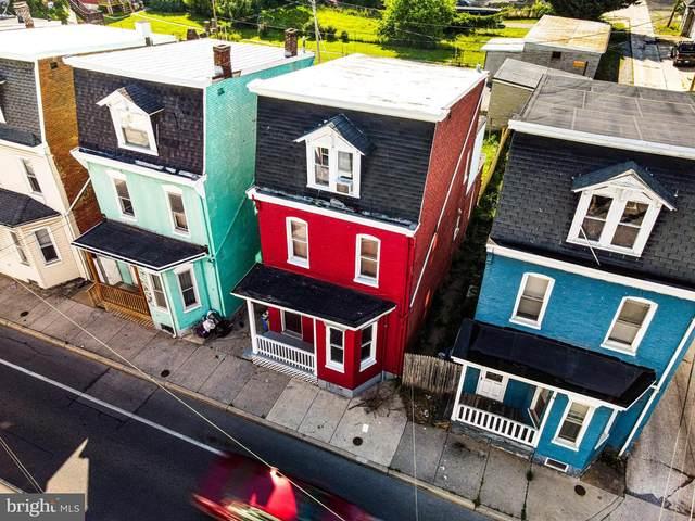 321 N Locust Street, HAGERSTOWN, MD 21740 (#MDWA2000316) :: City Smart Living