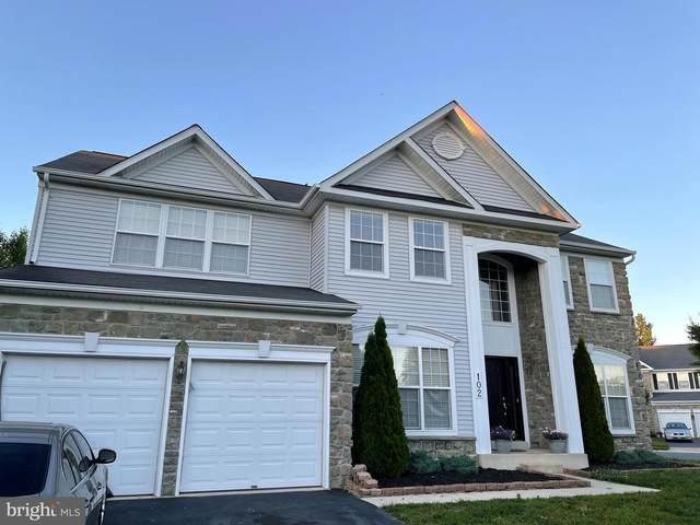 102 Fieldcroft Way, CENTREVILLE, MD 21617 (#MDQA2000116) :: The Piano Home Group